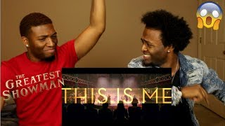 Video The Greatest Showman - This Is Me [Official Lyric Video] (REACTION) MP3, 3GP, MP4, WEBM, AVI, FLV Maret 2018