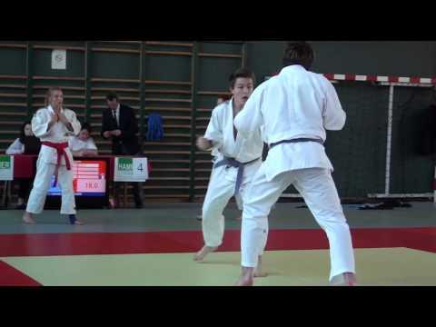 Open national d'Aquitaine de jujitsu de Dax 2014