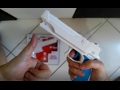 Unboxing Da W gun Para Wii