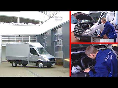 Mercedes Benz Sprinter | AGR actuator with DAS