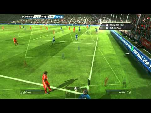 FIFA World (Play NOW For Free) - Online Seasons Gameplay Footage - Bayern Munchen Ownage [HD]