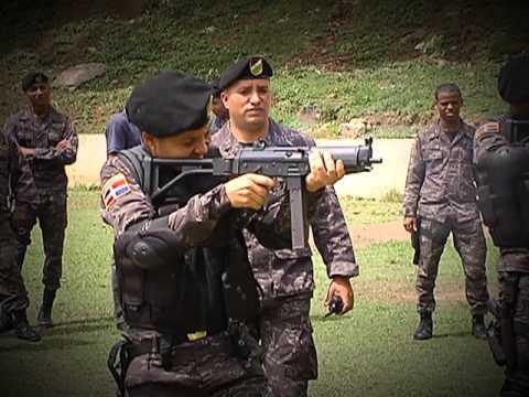 MUJERES SWAT EN RD (primera parte)
