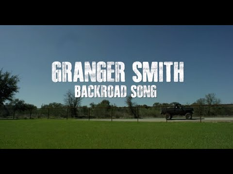 Backroad Song Lyric Video
