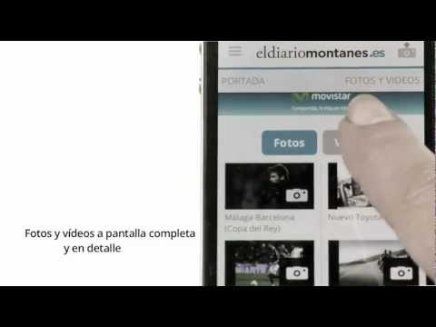 Video of El Diario Montañés