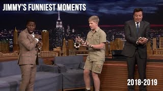 Video Jimmy Fallon Funniest Moments 2019 #compilation MP3, 3GP, MP4, WEBM, AVI, FLV September 2019