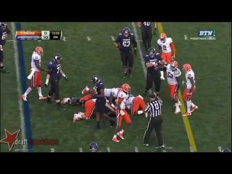 Brandon Vitabile vs Syracuse 2013 video.