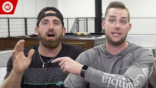 Dude Perfect NFL Fantasy Football Showdown!