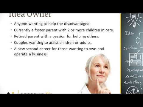How to start a group home business (Start-up Information) Starting a group home