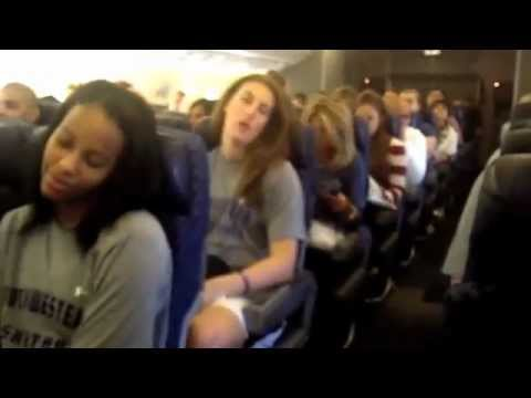 """Good Time"" - Northwestern University Women's Basketball Team"