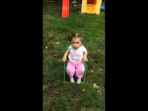 haha - Little kid does the ice bucket challenge and swears after being soaked! absoloutly hilarious! haha.