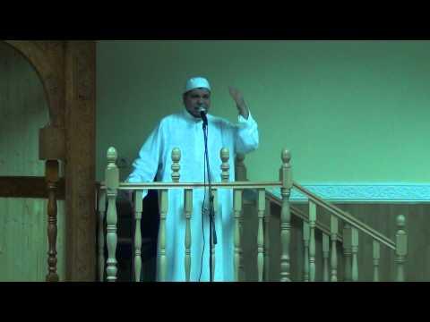 خطبة عيد الفطر للشيخ منير محمود المسيري