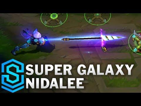 Nidalee Siêu Nhân Thiên Hà - Super Galaxy Nidalee