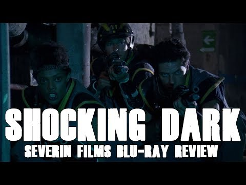 Shocking Dark (1989) Severin Film Blu-ray Review