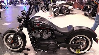 4. 2015 Victory Highball - Walkaround - 2014 New York Motorcycle Show