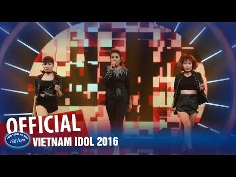 VIETNAM IDOL 2016 - GALA 10 - BURNIN' UP - JANICE PHƯƠNG - Thời lượng: 15 phút.