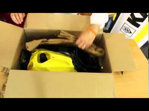Karcher Outlet Steam Cleaner