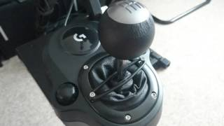 The Best Shifter Sequential Mod Logitech G27 G29 G920 Need For Speed Dirt Rally Etc.