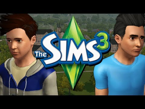 STRANGE GIRLS... The Sims 3 - Ep. 2