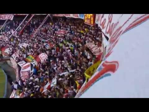 Vamo' Rojiblanco - FRBS La Banda Del Tiburon LBK - Junior 2 vs 1 santa fe. - Frente Rojiblanco Sur - Junior de Barranquilla