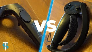 Valve Index Controllers VS HTC Vive Wands | Should you upgrade in 2020?