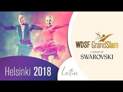Lazzarini - Benedetti, BIH | 2018 GS LAT Helsinki | R2 R | DanceSport Total