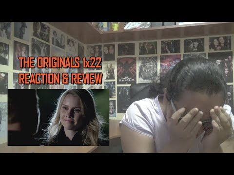 "The Originals 1x22 REACTION & REVIEW ""From A Cradle To A Grave"" S01E22 