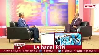 Daawo: Prof Abdi I Samatar Oo Ka Hadlay Sagarkiisii Xamar Iyo Kismaayo