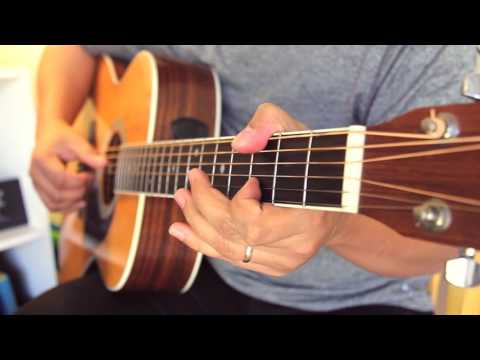 Lead Me To The Cross Fingerstyle - Zeno (Brooke Fraser)