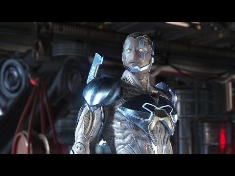 Injustice 2 : Blue Beetle All Intro Dialogues