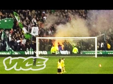 Vice magazine - The rivalry between football clubs Rangers and Celtic goes past typical name calling and dives into violence, racial slurs and pure hatred. The rivalry betwe...