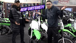 4. BUYING A NEW KX100 ?