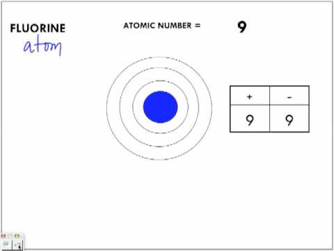 Atom vs Ions: Comparing Bohr Diagrams: Chemistry Lesson