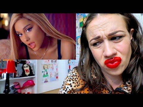 Video Reacting to Ariana Grande - Thank U, Next! download in MP3, 3GP, MP4, WEBM, AVI, FLV January 2017