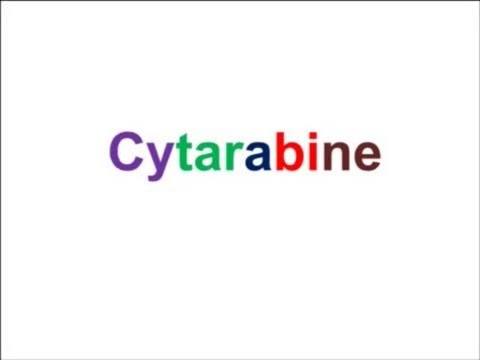 USMLE: Medical Video Lectures Pharmacology about Cytarabine by UsmleTeam