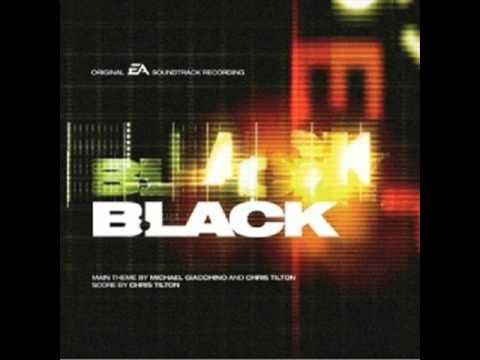 Tekst piosenki Michael Giacchino & Chris Tilton - Black Main Theme po polsku