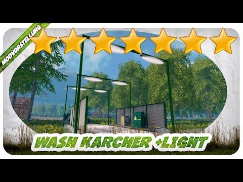 Wash Agram / Karcher + Light v2.0