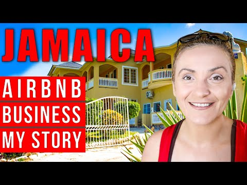 JAMAICA VLOG. Make money with your property in Jamaica.  AIRBNB JAMAICA. My Story.