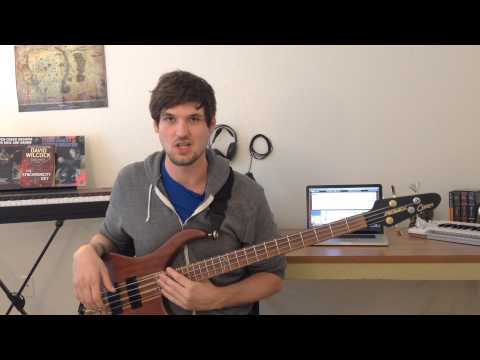 bass - SHOW YOUR SUPPORT: http://patreon.com/joshfossgreen FREE PDF FOR THIS LESSON: http://joshfossgreen.com/?p=528 Advanced Scale Exercise for Bass - THE BEAST!!!...