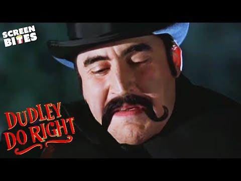 Dudley Do Right: Snidely Whiplash (Alfred Molina) vs Dudley's (Brendan Fraser) Vampires