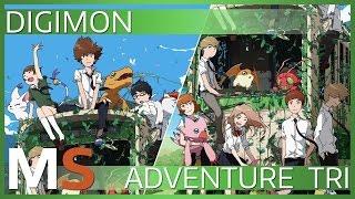 Digimon Adventure tri: Saikai (Fall Premiere) + First of 6-Part Film Series