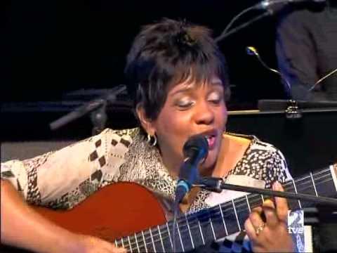 Rosa Passos - 32 Festival de Jazz de Vitoria-Gasteiz (2008)