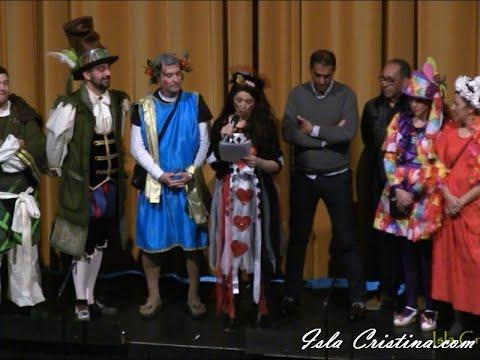 Fallo del Jurado Concurso de Agrupaciones Carnaval de Isla Cristina 2020