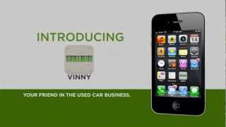Vinny - Used Car VIN Scanner YouTube video