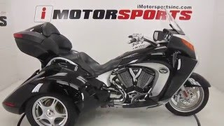 9. 2009 VICTORY VISION TOUR TRIKE @ iMotorsports A1479