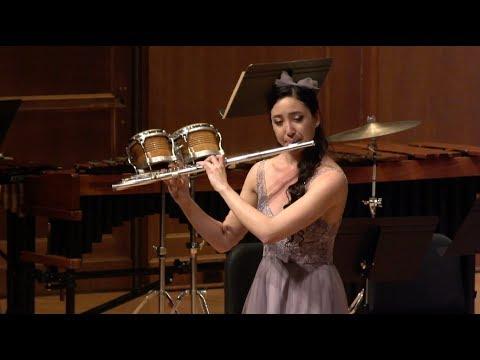 Mouquet: La Flûte de Pan - Lawrence University Wind Ensemble - 05.20.17 (видео)