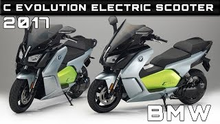3. 2017 BMW C Evolution Electric Scooter Review Rendered Price Specs Release Date