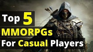 Video The Best MMORPGs For Casual Players - Top 5 MMOs MP3, 3GP, MP4, WEBM, AVI, FLV Juni 2018