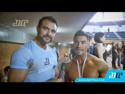 Entrevista Israel Rico clasificados 70 kg