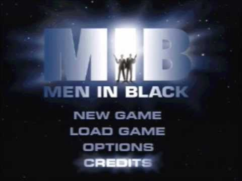 Men in Black : The Game Playstation