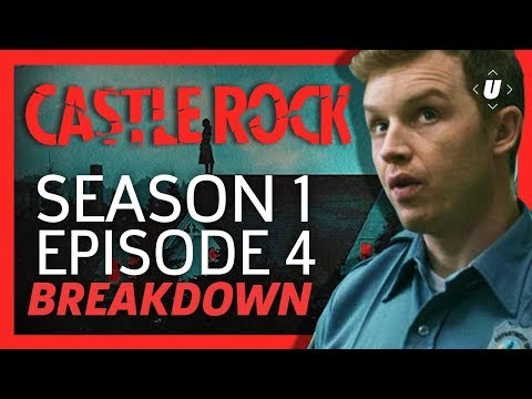 """Castle Rock Episode 4 Breakdown! """"The Box""""   Plot, References, and Characters"""